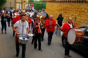 Le défilé festif et coloré